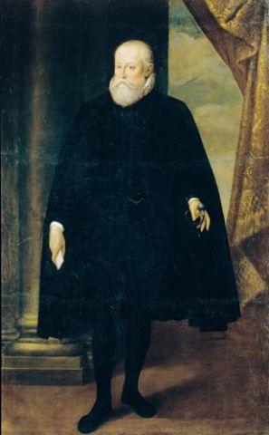 Ritratto di Alfonso II d'Este