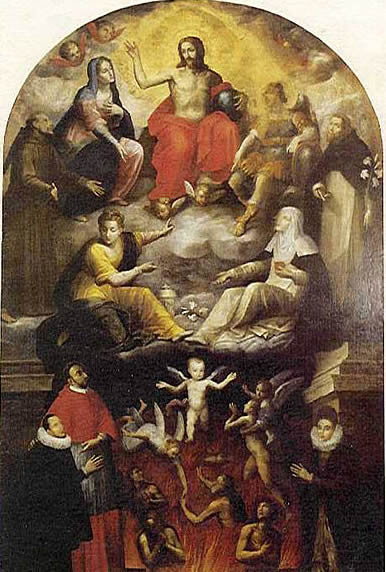 Pala del perdono di Carlo Gesualdo