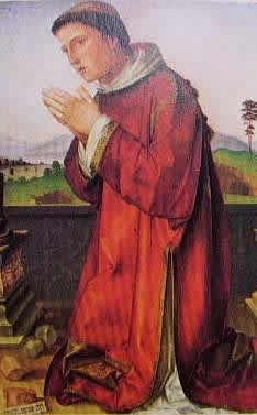 S. Stefano: Francesco Costa 1490, Galleria Borghese Roma