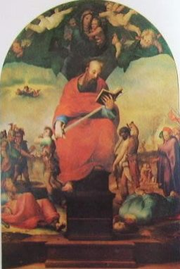 S. Paolo 1519: Domenico Beccafumi, Museo del Duomo di Siena