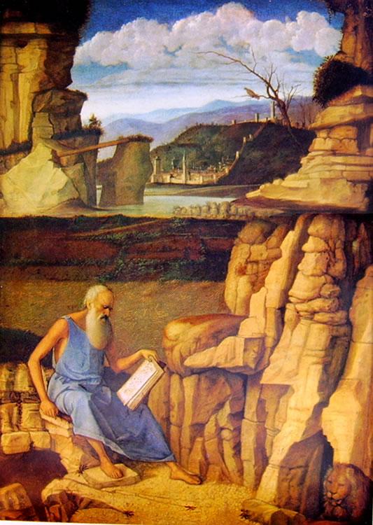 Giovanni Bellini: San Gerolamo