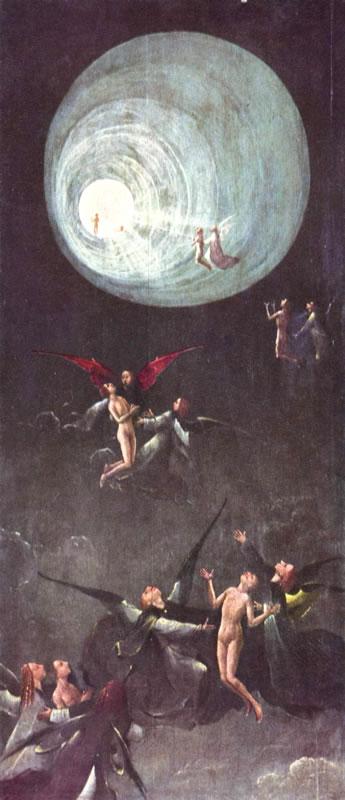 Hieronymus Bosch: Ascesa all'Empireo