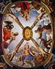 15 bronzino - soffitto della cappella di eleonora da toledo