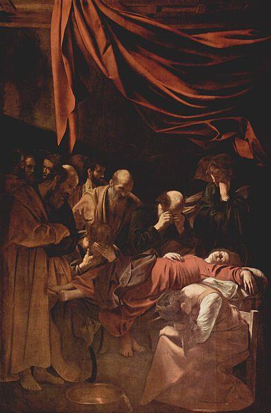 Michelangelo Merisi : La morte della Madonna