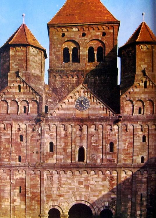 Chiesa abbaziale di Saint-Etienne a Marmoutier