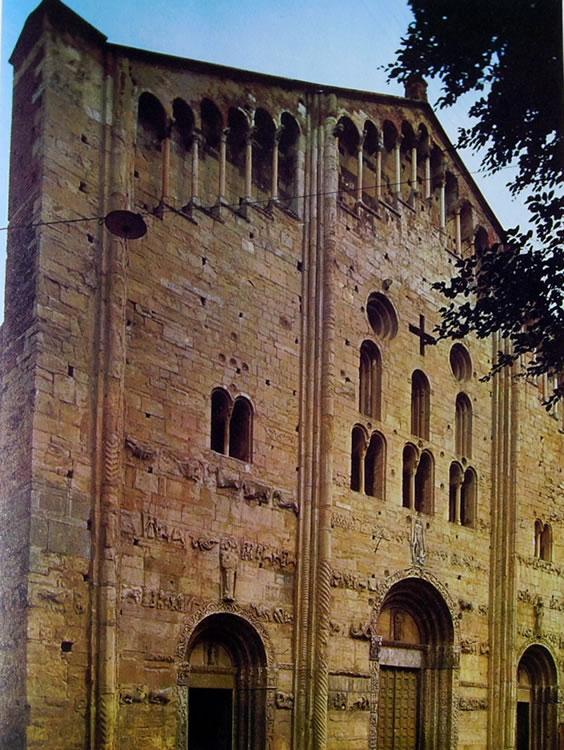 Chiesa di S. Michele a Pavia