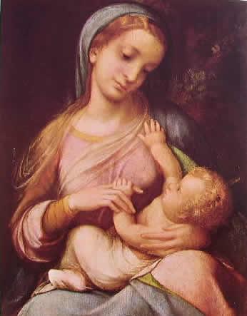 Correggio - Madonna di Campori