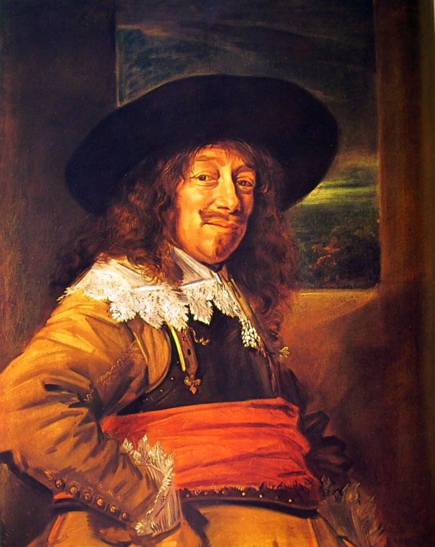 Frans Hals: Uomo con corazza