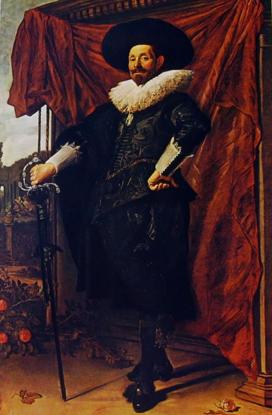 Frans Hals: Willem Van Heythuyzen