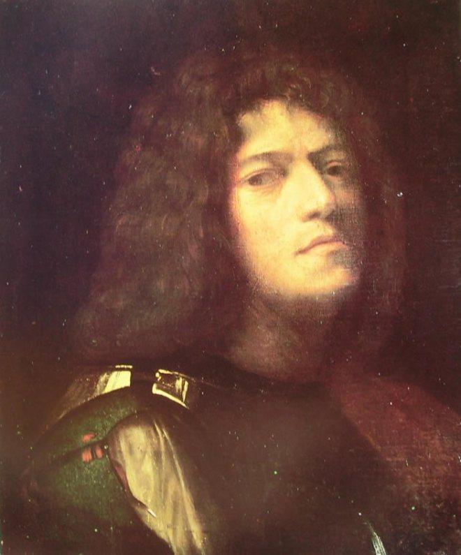 Giorgione: Autoritratto