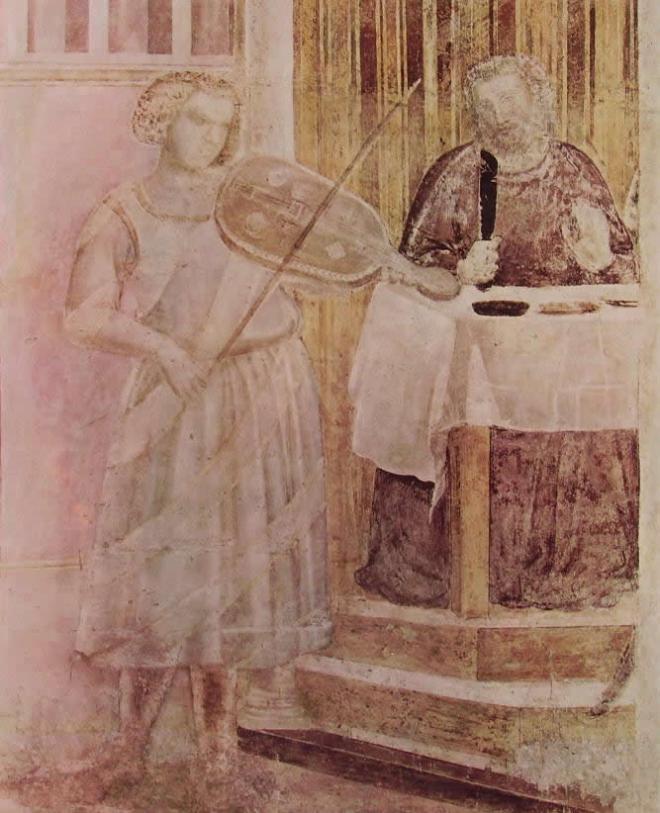 Giotto: Il festino di Erode