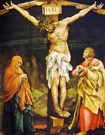 La Crocifissione, cm. 193 x 151