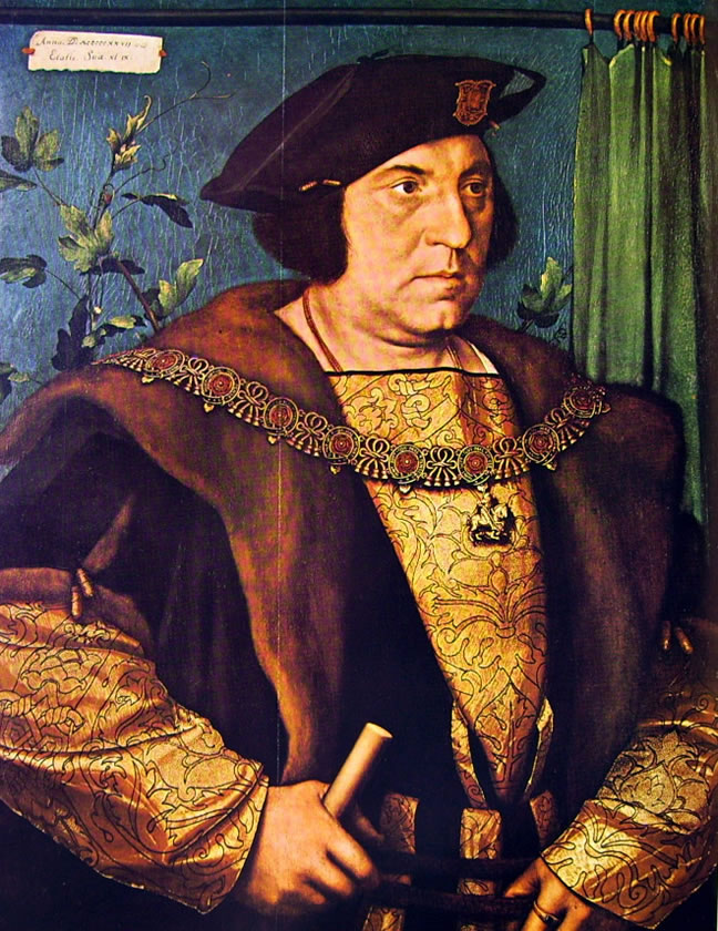 Hans Holbein il Giovane: Ritratto di Sir Henry Guildford