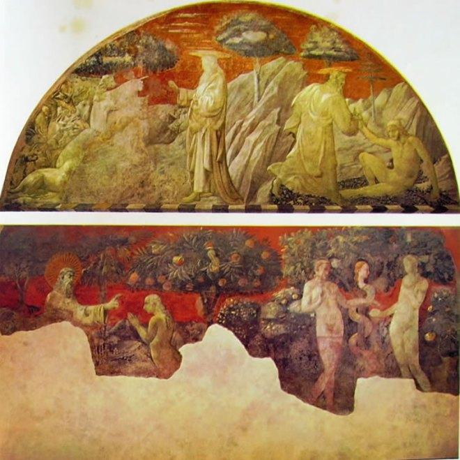 Paolo Uccello: Storie della genesi