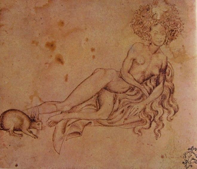Pisanello: La lussuria
