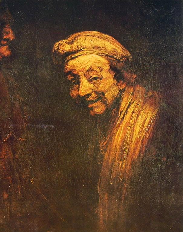 Rembrandt Harmenszoon Van Rijn: Autoritratto ridente
