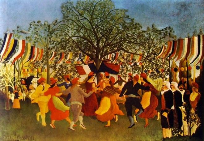 Rousseau il Doganiere: Centenario dell'indipendenza