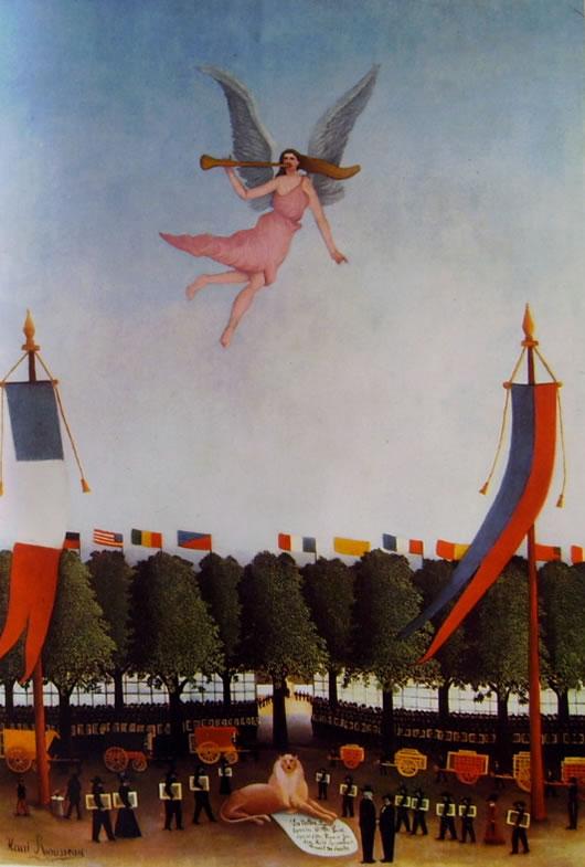 Rousseau il Doganiere: La Libertà invita gli artisti a partecipare al XXII Salon des Indipendants
