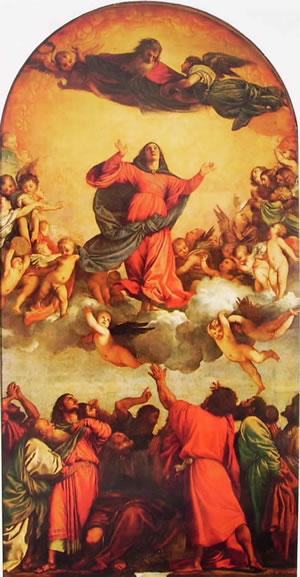 L'Assunta, cm. 360, Santa Maria gloriosa dei Frari, Venezia