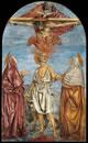 Trinità e santi