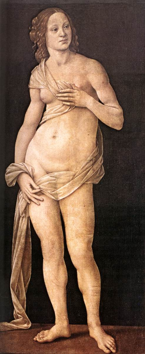 Lorenzo Credi: Venere