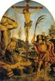 Pinturicchio: Crocifissione