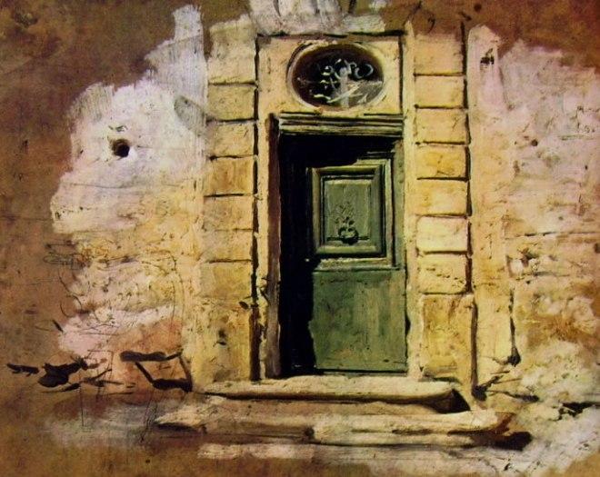 Giovanni Boldini: Porticina a Montmartre