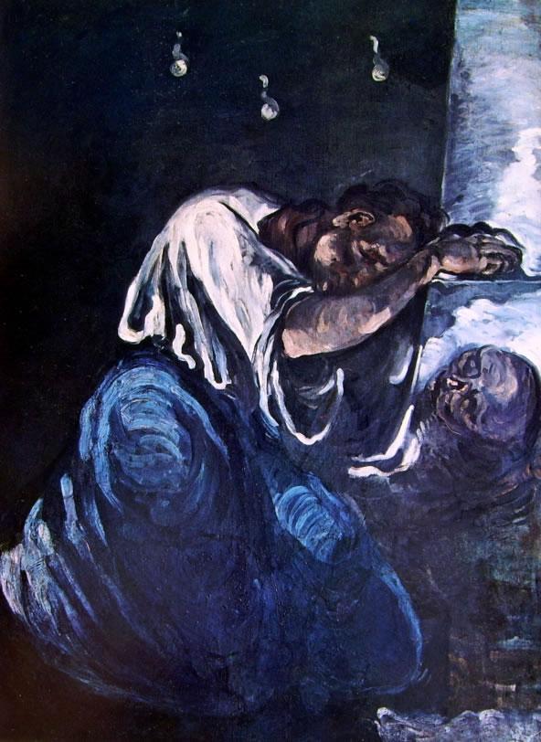 Paul Cezanne: Il dolore