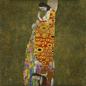 Klimt Hope