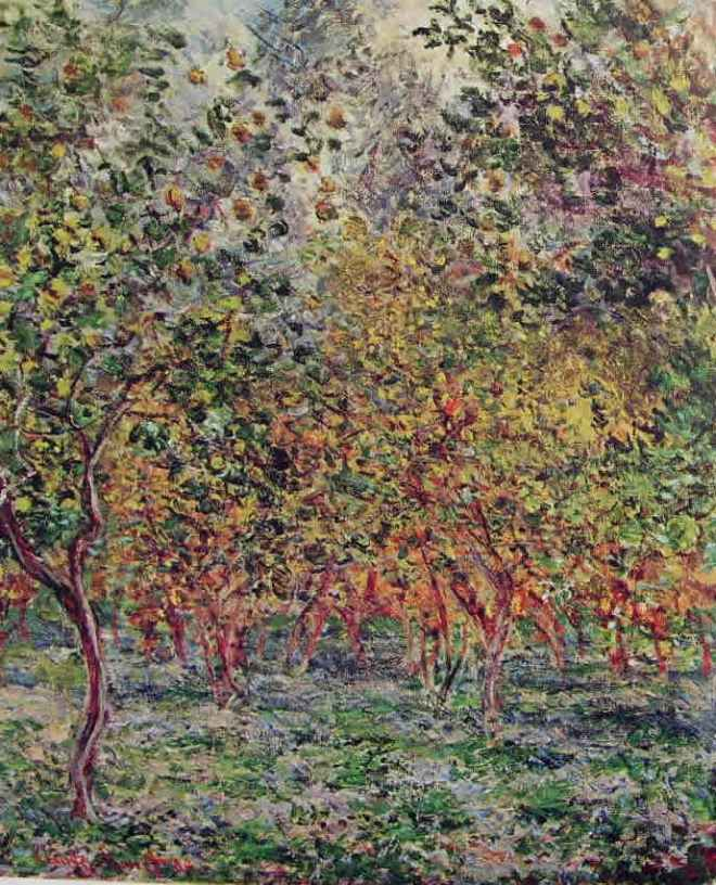 Claude Monet: Limoni a Bordighera