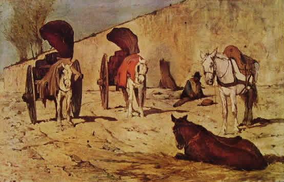 Fattori - Barrocci romani