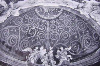 Decorazione musiva dell'atrio (Battistero Lateranense, Roma)