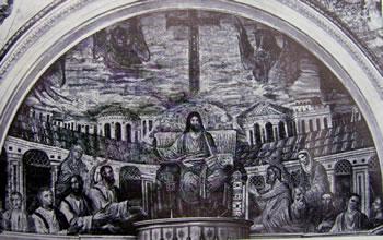 Mosaico absidale (Santa Pudenziana, Roma)