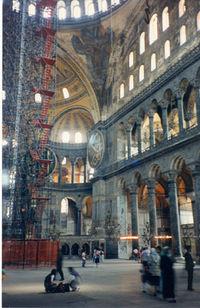 Basilica di Santa Sophia (foto Wikipedia)