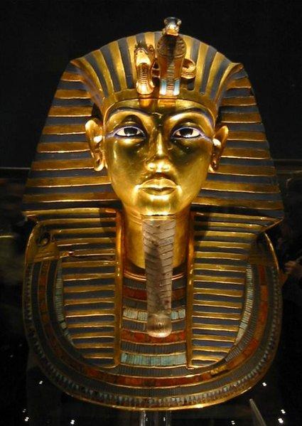 La maschera di Tutankamon