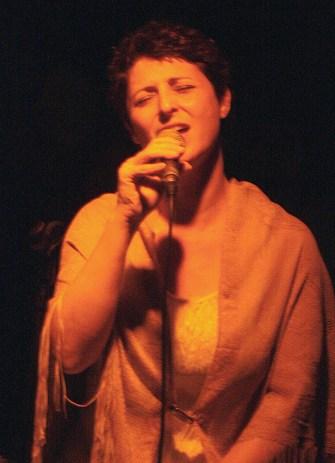 Thelonious F: Patricia Alegria