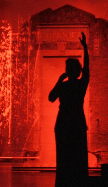 Sala Master F: Patricia Alegria