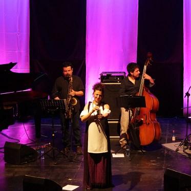 Festival Chile Jazz / Foto: Patricia Alegría Ramírez
