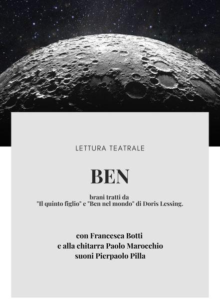 locandina Ben