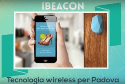 iBeacon per Padova