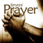 fervent prayer