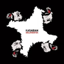 kasabian velociraptor album cover