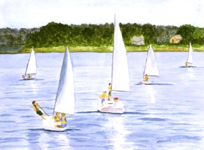 Long Island Sailboats