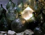 Glass Blown Bottles
