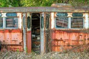 Trolley Car 8483