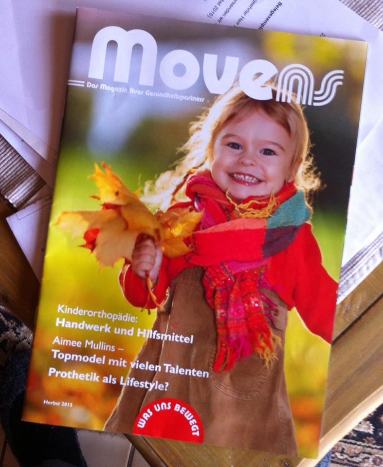 Movens Gesundheitsmagazin Herbst 2015