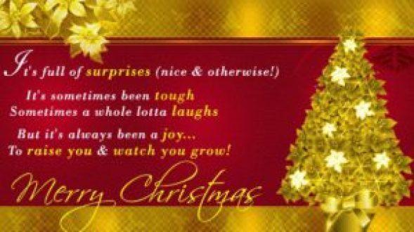 Happy Merry Christmas Status 2016