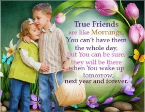 New Friendship Sms
