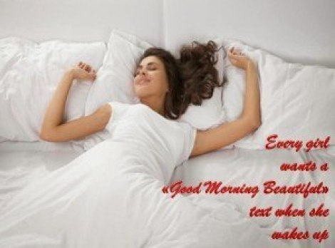 latest morning sms in english