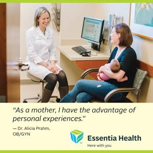 Essentia Health: Here With You